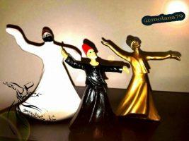 کانال تلگرام مجسمه رقص سماع
