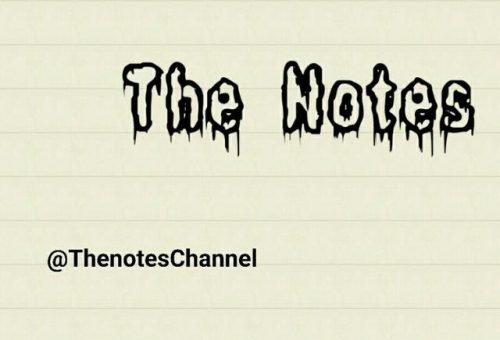 کانال تلگرام The Notes